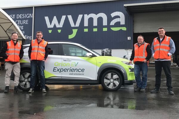 <p>'We all loved the car. Our preconception of electric being slow with short range was incorrect.'</p> <p><em>Reuben Miller, Engineering Manager, Wyma Solutions</em></p>