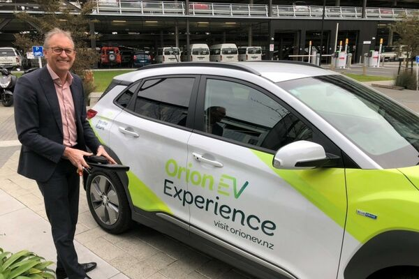 <p>Big thanks for letting us trial the Orion EV this week. Everyone who got behind the wheel loved it and it certainly became the topic of conversation in the office. It was a real treat and we thoroughly enjoyed it.</p>