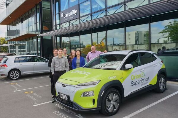 <p>This week the Christchurch team had the use of an electric vehicle courtesy of Orion. As well as being economic to run and enjoyable to drive there are some tax considerations.</p>
